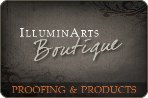 Illuminarts Photography Store, Boutique, Goodies and Products!